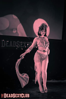 The Dead Sexy Club - A night full of outrageous music, ultra sexy burlesqueacts & funny contests!